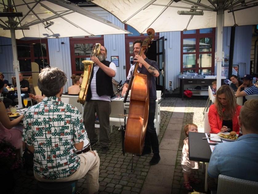 Jazz Brunch at Södra Teatern - Photography by Lola Akinmade Åkerström