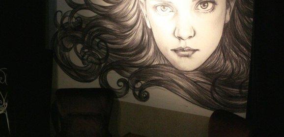 Art  Wall at Story