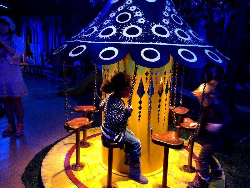 Junibacken carousel