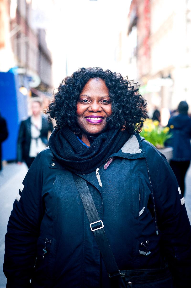 Local Voice: Germaine Thomas, Performing Artist - Slow Travel Stockholm
