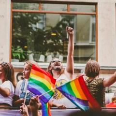 In Photos: Stockholm Pride 2016