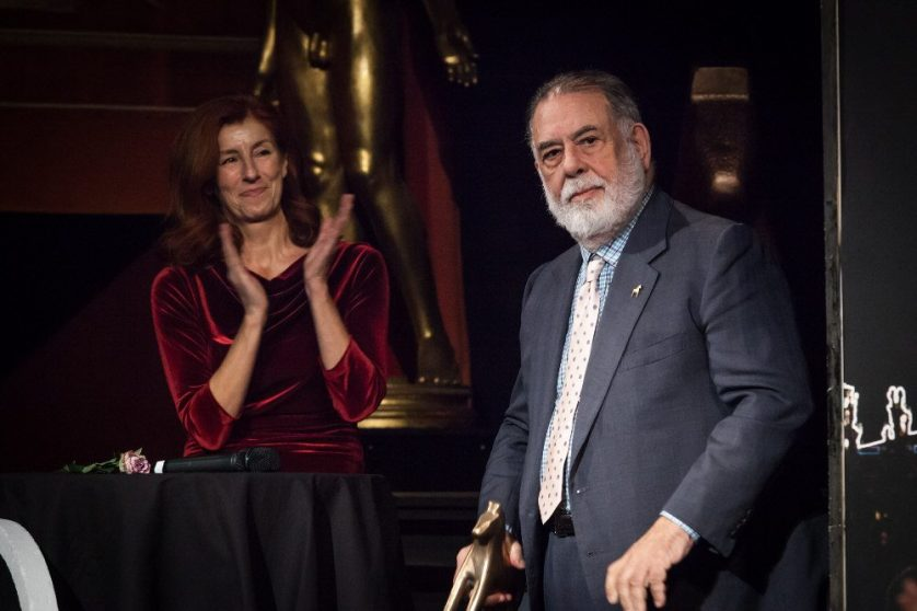 Francis Ford Coppola photo: KATRIINA MÄKINEN