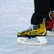 Ice rinks in Stockholm