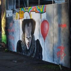Grafitti in Stockholm: Snösätra Grafitti Wall