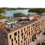 Hot Rooftop Bars in Stockholm