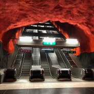 New App for Stockholm's Subway Art