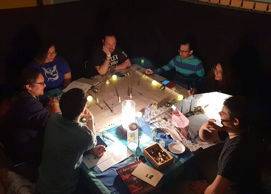 Stockholm Tabletop Game Expo | Game play