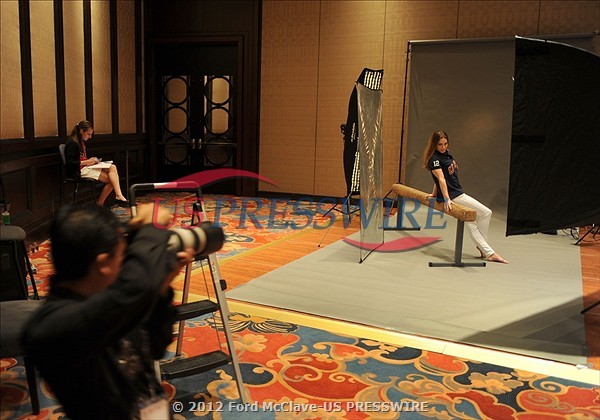 Kevin Jairaj Olympic Shoot Update: Additional Photos from the US Olympic Media Summit