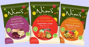 Nim's vegetable crisps