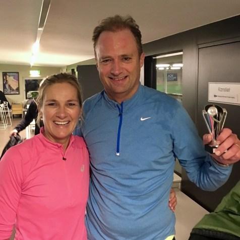 Joakim Olsson 3:a i MD tillsammans med Åsa Hedin. Här tillsammans med syrran Wendela Regnell som hade nöjet att spela bort brorsan Joakim ifrån finalen.