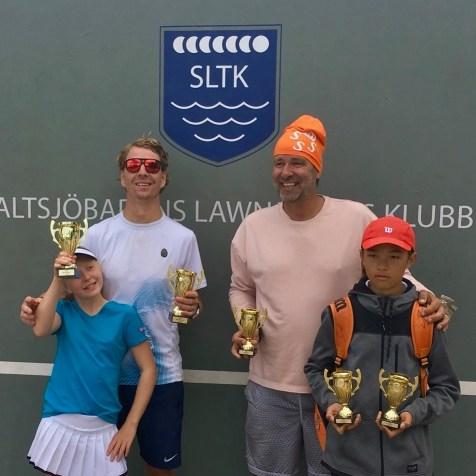 Filippa Källeskog/Kristoffer Källeskog vann klassen GD. I finalen besegrade dom Justin Pak/Rickardh Gärdström. Justin kom också 2:a i PS16