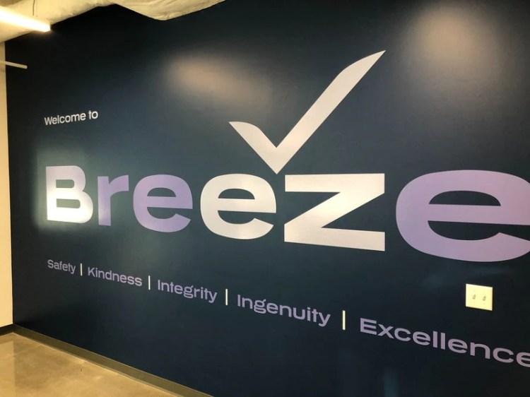 New Breeze Airways opens national headquarters in Utah - The Salt ...
