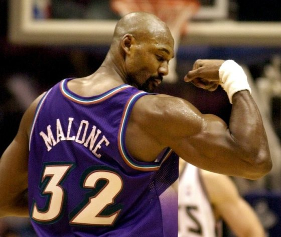 Image result for karl malone