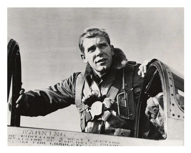 Emmett 'Cyclone' Davis, Utahn who flew from Pearl Harbor through Korean War, dies at 96