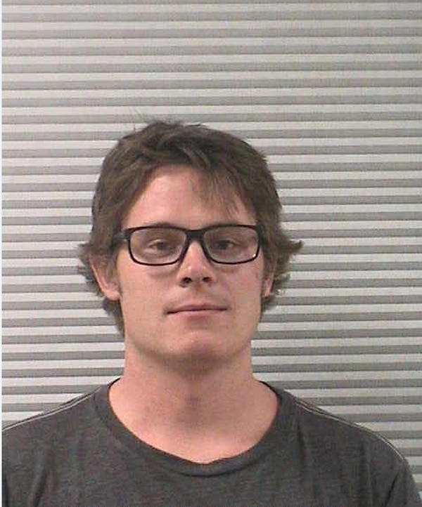 Courtesy |Cache County Jail. Christopher Richard Poulson.