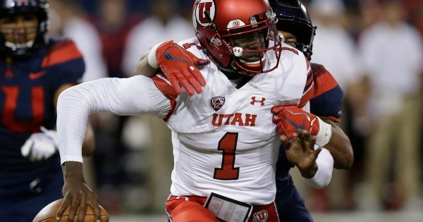 Utes offense will remain 'wide open' if Tyler Huntley ...