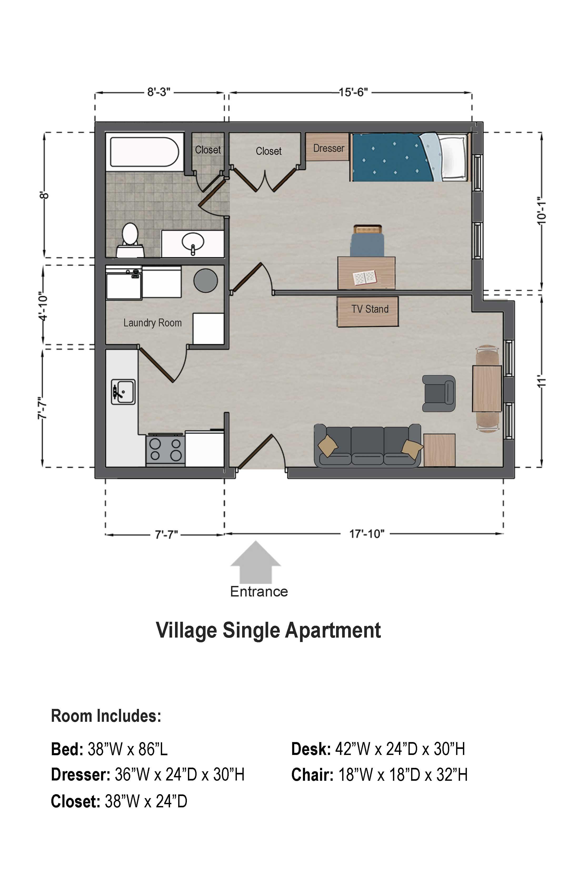 Plans Floor Living Dining Kitchen Room