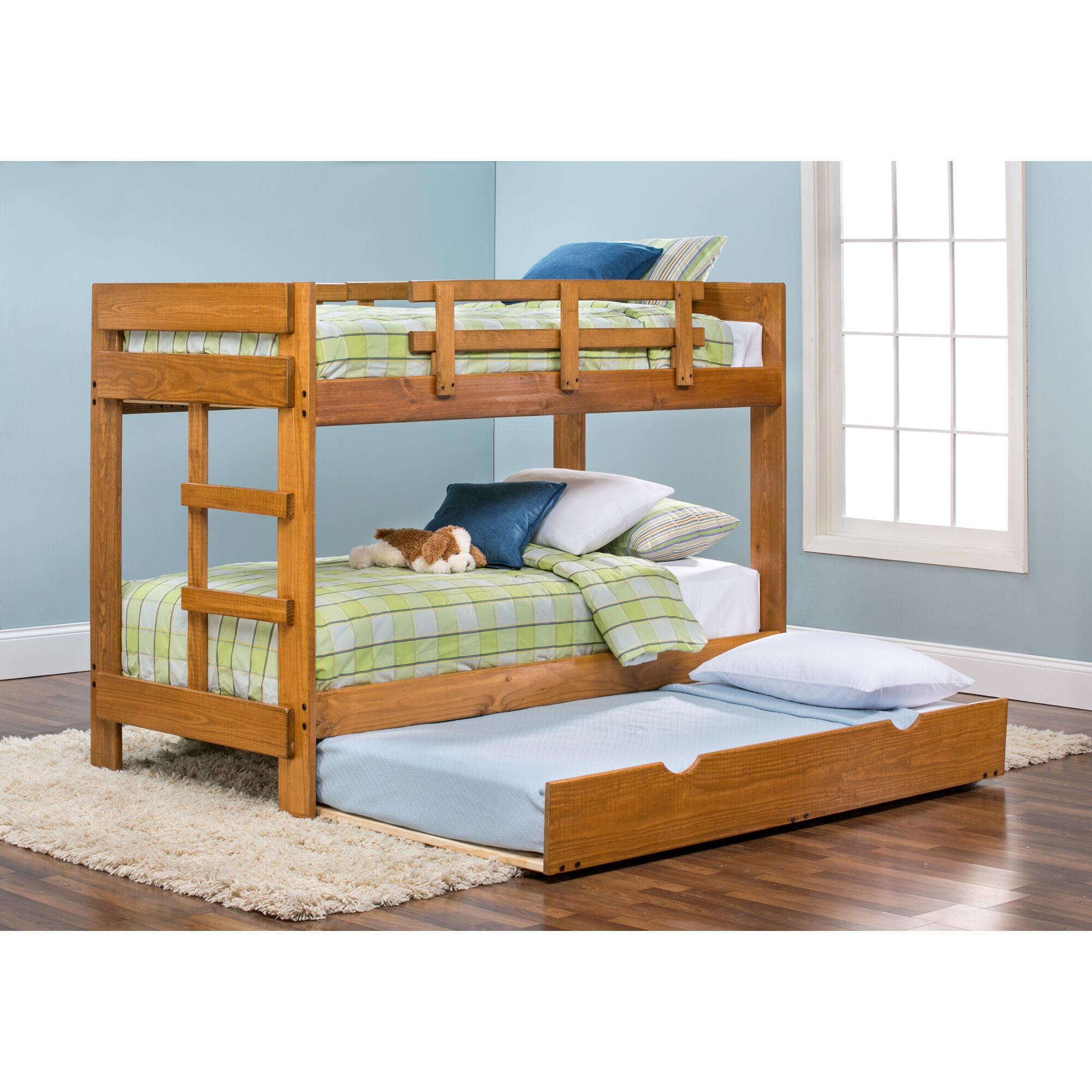 slumberland furniture tanglewood honey tw tw bunk bed Slumberland Bunk Beds id=62622