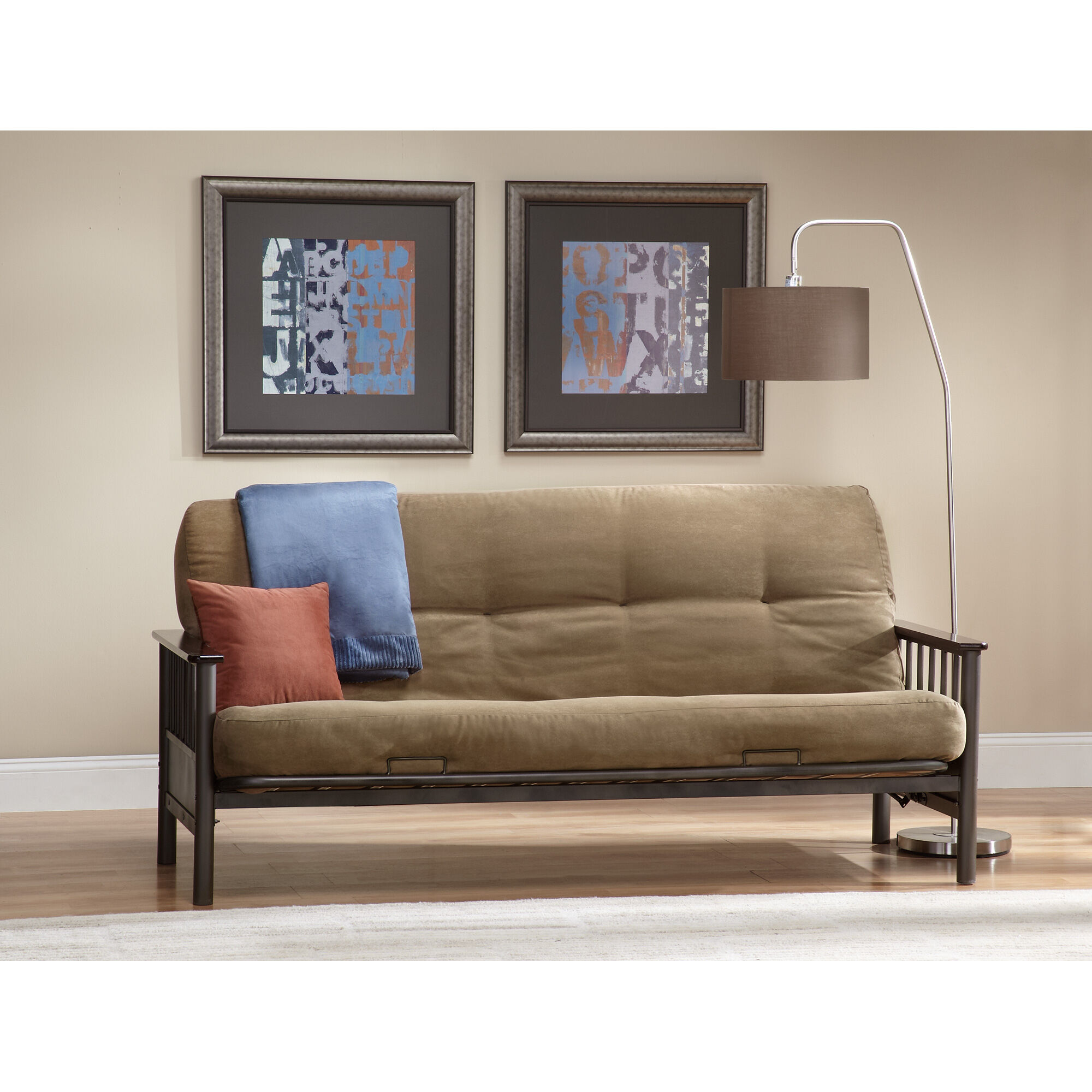 Slumberland Furniture Wellsboro Metal Futon Frame