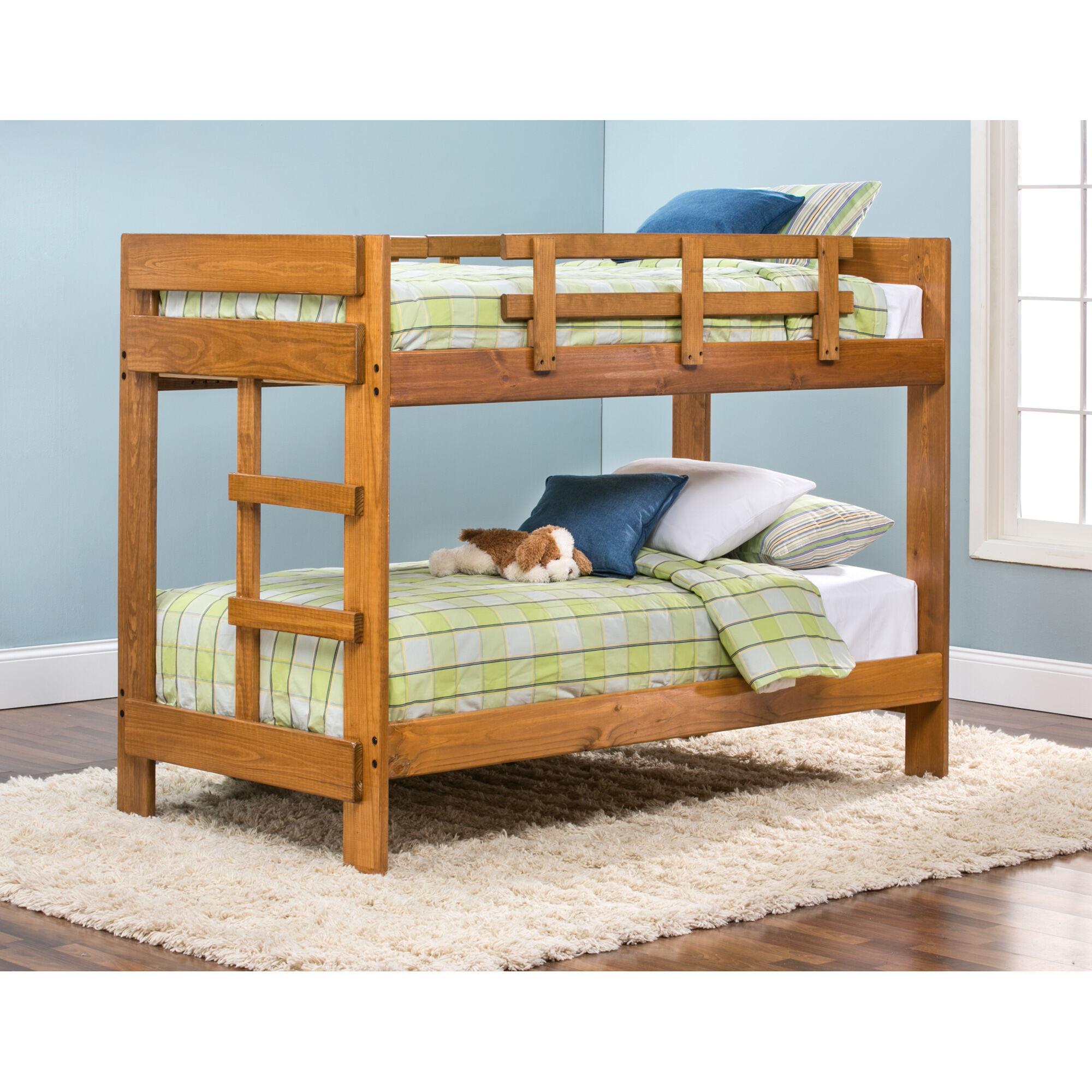 slumberland furniture tanglewood honey tw tw bunk bed Slumberland Bunk Beds id=17089