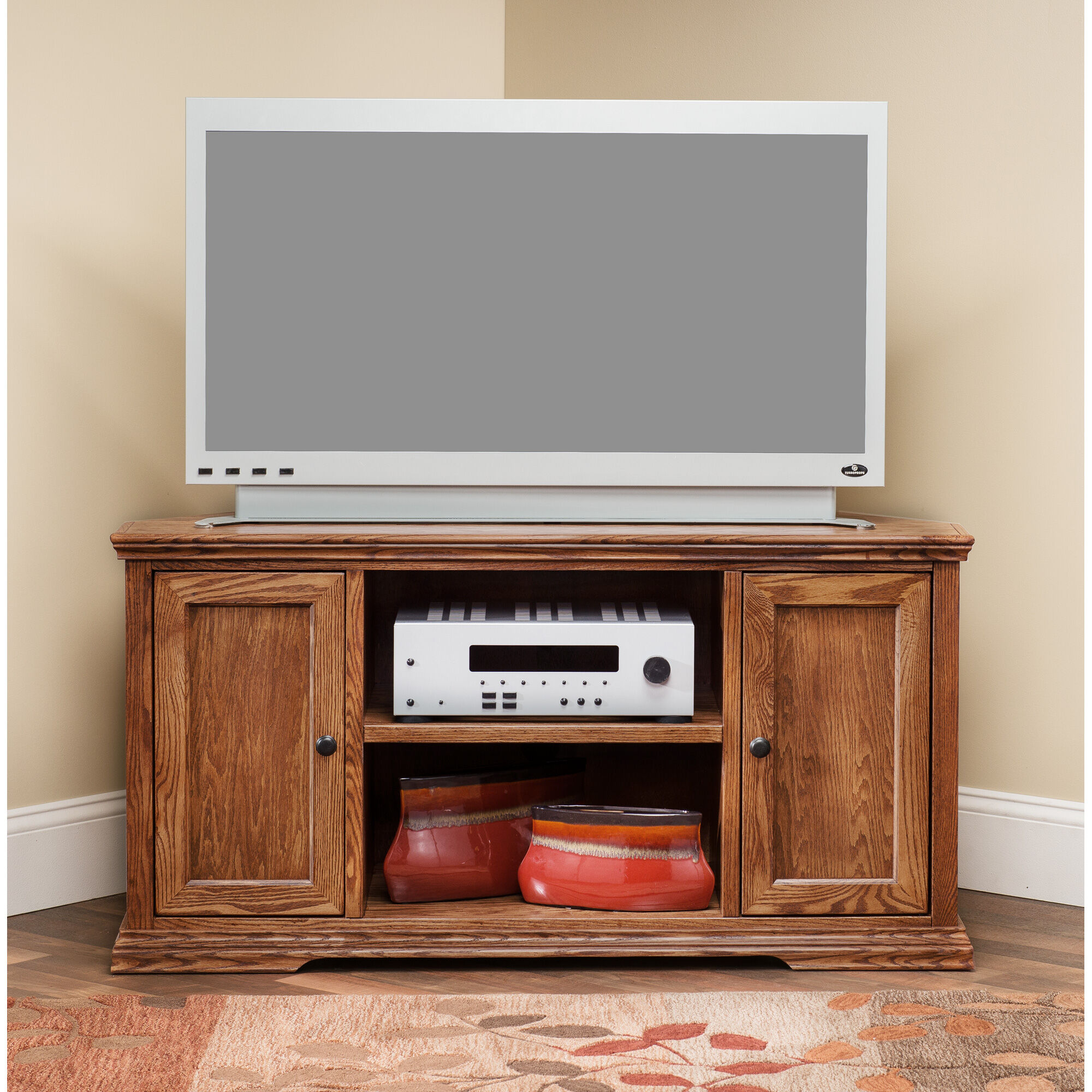 Slumberland Furniture Chambers 49 Corner Console
