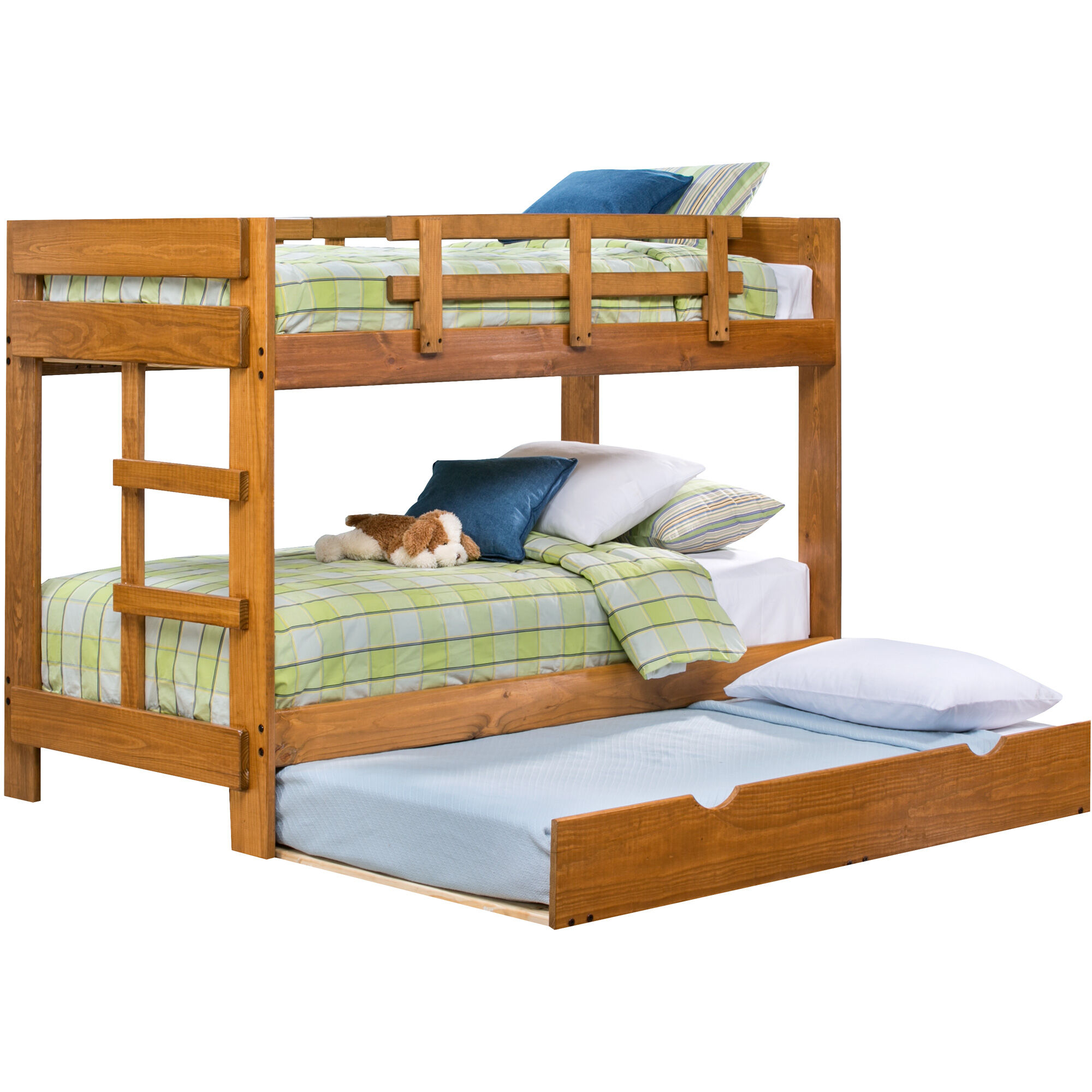 slumberland furniture tanglewood honey tw tw bunk bed Slumberland Bunk Beds id=93808