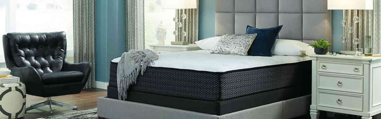 ashley furniture mattress reviews