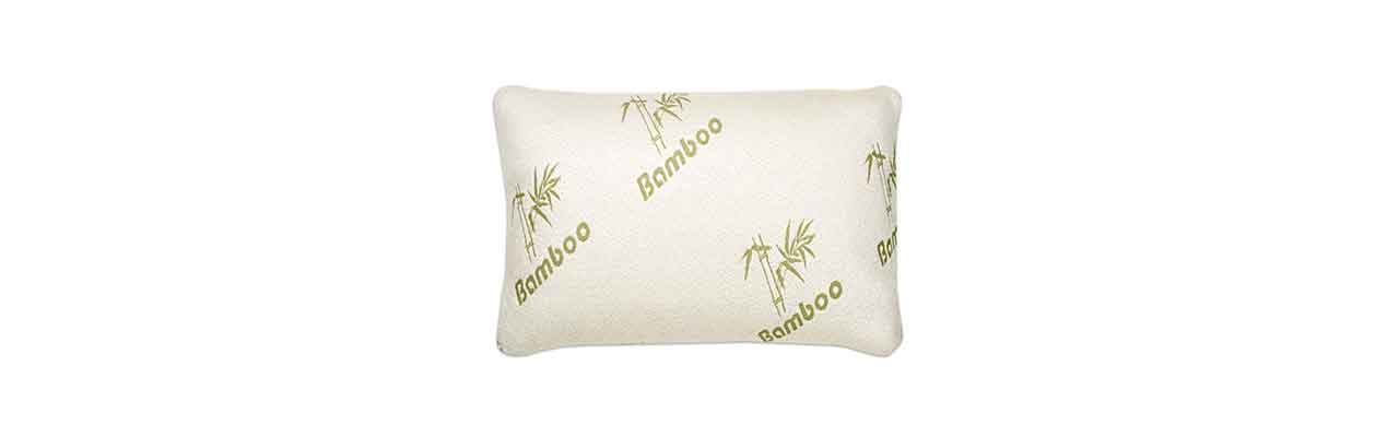 purchase menards bamboo pillow up to