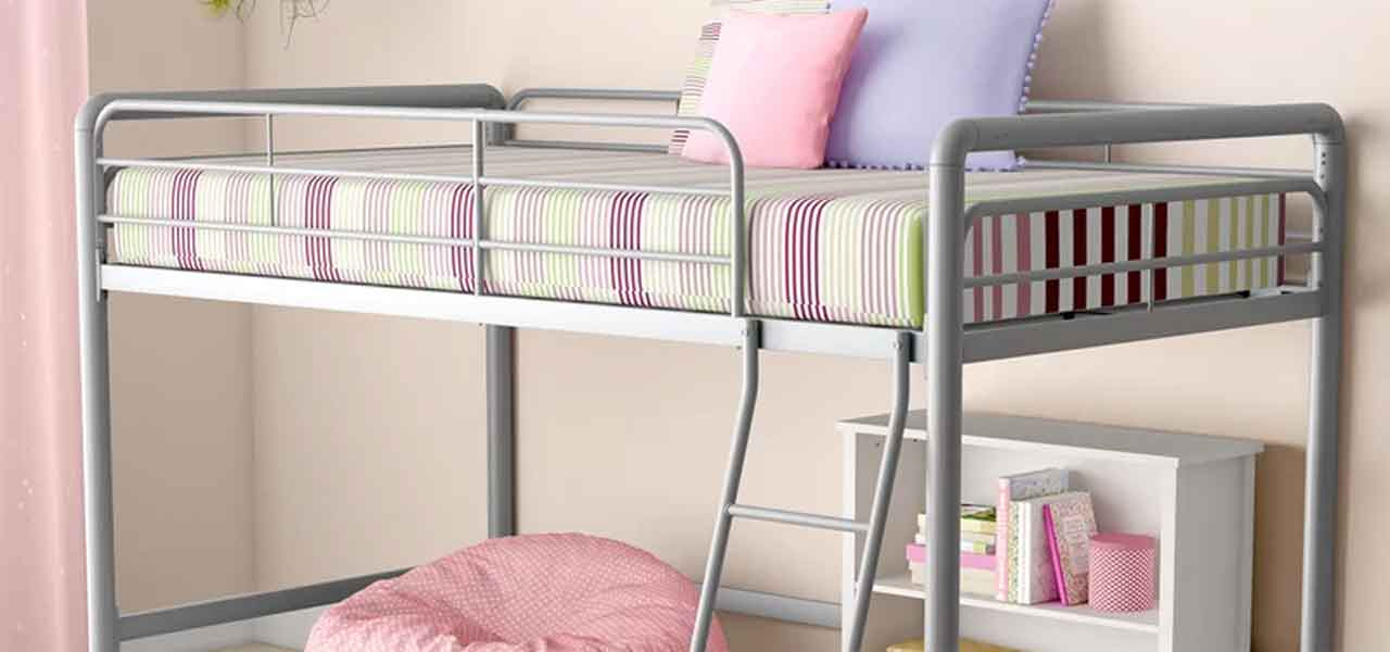 Best Twin Loft Beds Ranked 2020 Beds To Buy Or Avoid