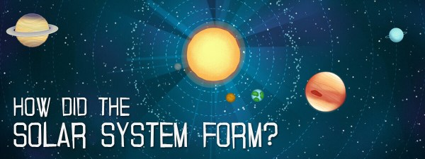 How Did the Solar System Form? Formation of Planets, Moons ...
