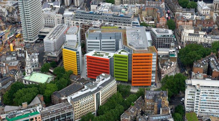 Google Zentrum in London