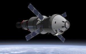 Orion Raumschiff