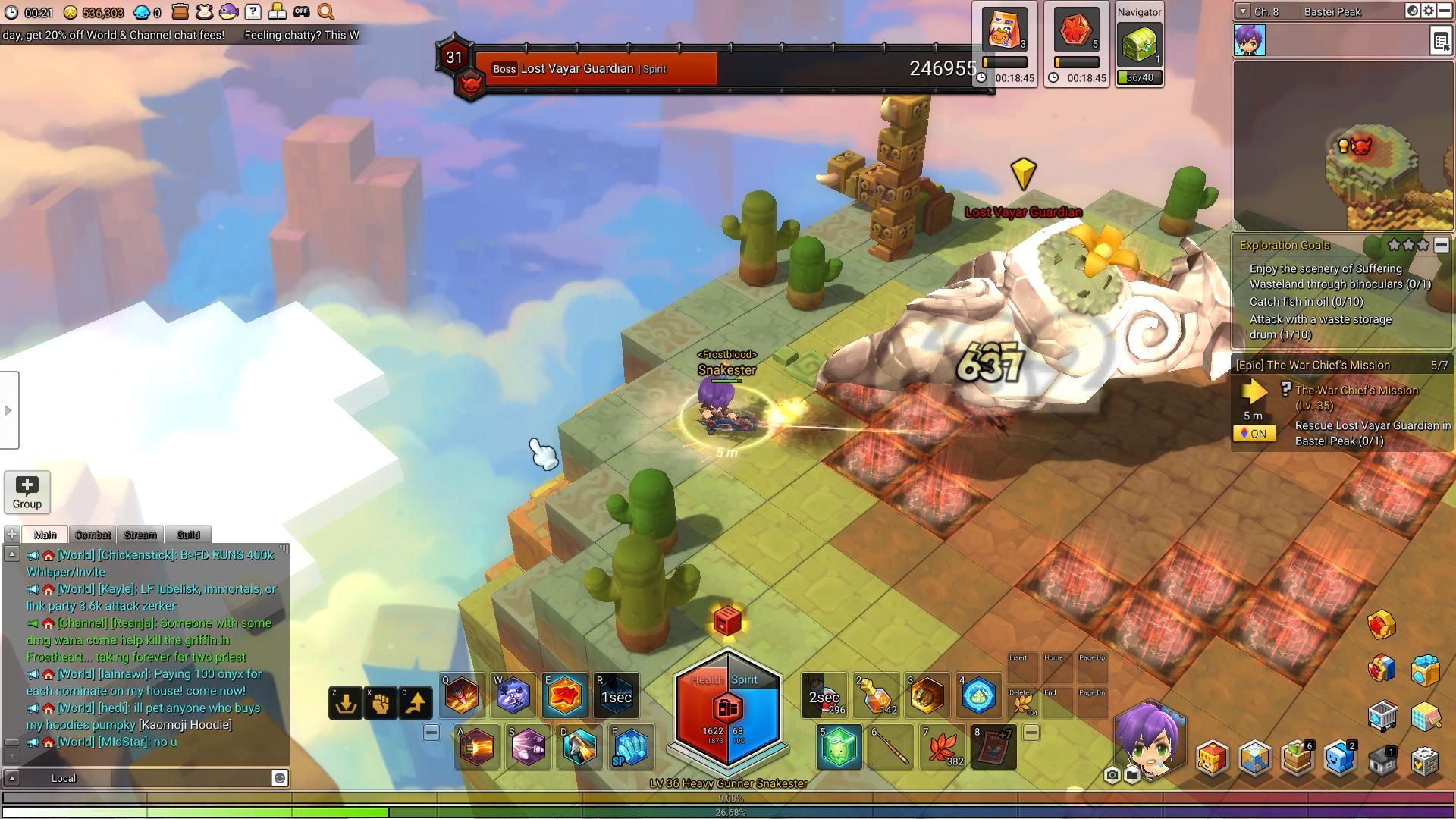 Next MapleStory 2 Update Focused on Fairfight & More -