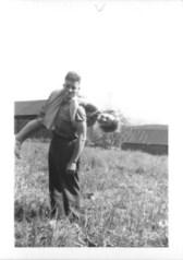 Dad with Aunt Marietta