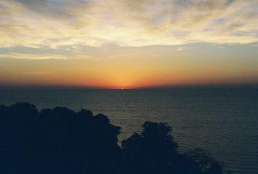 Sunrise, September 2004