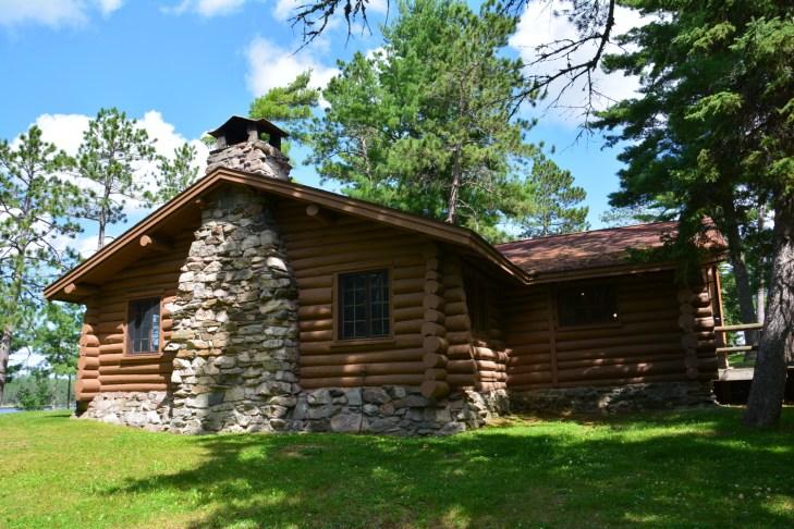 Ash River Visitor Center, Voyageurs National Park