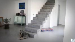 sm devis Escalier béton