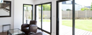 sm devis Fenêtres en aluminium (Portes-Fenêtres, Baies vitrées)