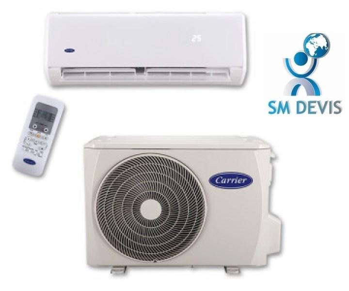 Entreprise climatiseur CARRIER en Tunisie SM Devis