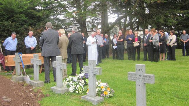 Burial-ceremony