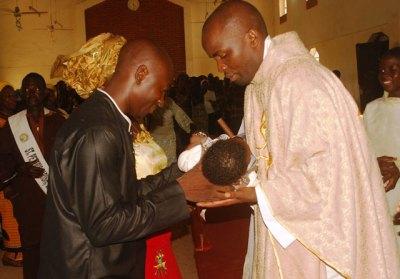 Thanksgiving-Baptism