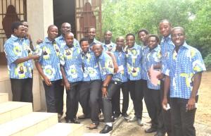 2015 First oath in Calavi, Benin