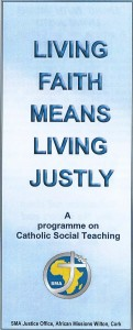 Living Faith means living justly