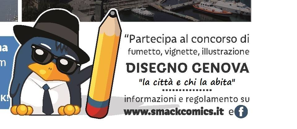 Disegno Genova: prorogata la scadenza a domenica 8 maggio