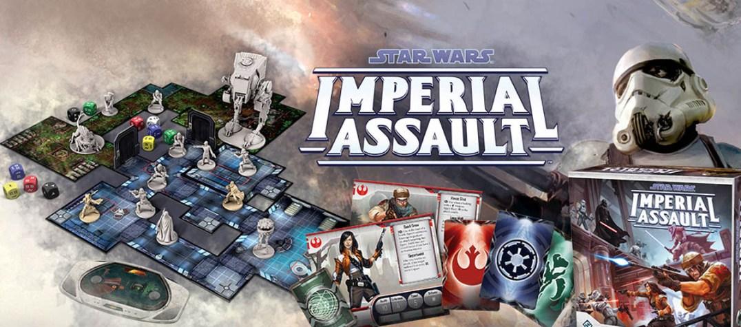 assalto imperiale star wars