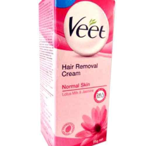 Veet Hair Removal Cream for Normal Skin - 25 gm