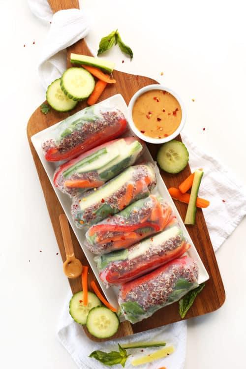 sandwich-free lunch box ideas