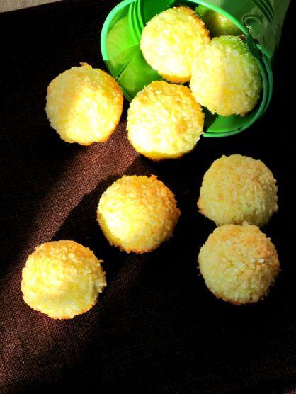 Печиво з кокосом