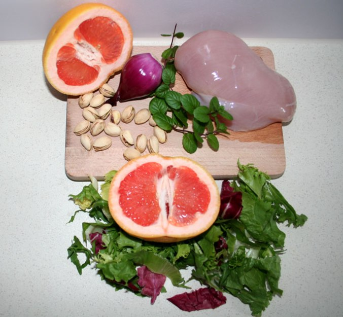 skladniki salatka wiosenna