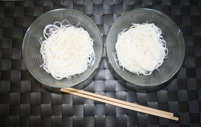 makaron zupa tajska